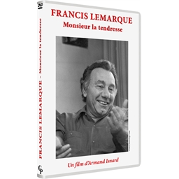 Lot DVD + 5 CD FRANCIS LEMARQUE