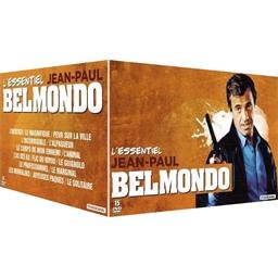 Coffret Jean-Paul Belmondo