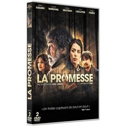 La promesse - Saison 1 : Sophia Essaïdi, Olivier Marchal, Nadia Farès...