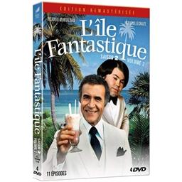 L'île fantastique - Saison 2, volume 2 : Ricardo Montalban, Hervé Villechaize, ...