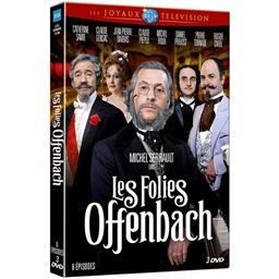 Les Folies Offenbach - L'intégrale : Michel Serrault, Jean Stout, ...