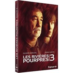 Les Rivières pourpres – Saison 3 : Olivier Marchal, Erika Sainte, …