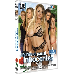 Jeunes et pas si innocentes - Volume 2 : Tiffany Leiddi, Luna Rival, Jessica Lys…