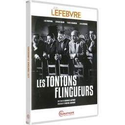 Les tontons flingueurs : Lino Ventura, Bernard Blier, Francis Blanche