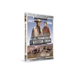Les pionniers de la Western Union : Randolph Scott, Robert Young