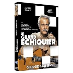 Le grand échiquier : Georges Brassens
