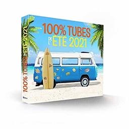 5 CD 100% tubes de l'été 2021