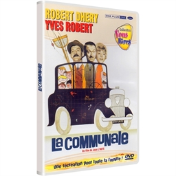 La communale : Yves Robert, Robert Dhéry…