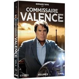 Commissaire Valence – Volume 1 : Bernard Tapie, Loïc Corbery, …