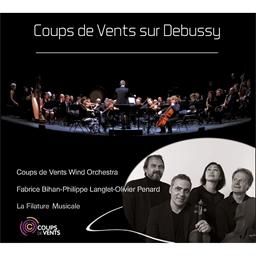 Coups de vents sur Debussy