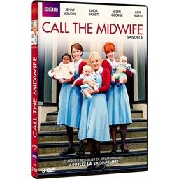 Call the midwife - saison 6 : Jenny Agutter, Linda Bassett, Helen George
