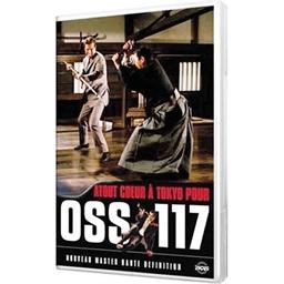 Atout cœur à Tokyo pour OSS 117 : Frederick Stafford, Marina Vlady…