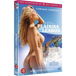 DVD Plaisirs de Lesbos : Corinne Carmona, Chris Darincourt…