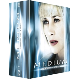 Medium - L'intégrale des 7 saisons : Patricia Arquette, Miguel Sandoval, …