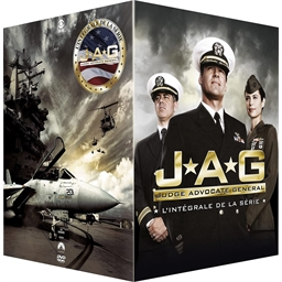 JAG - L'intégrale des 10 saisons : David James Elliott, Catherine Bell, …