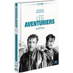 Les aventuriers : Alain Delon,Lino Ventura,Joanna Shimkus