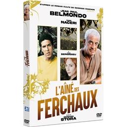L'aîné des Ferchaux : Jean-Paul Belmondo, Samy Nacéri, ...