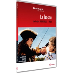 Le Bossu : Jean Marais, Bourvil