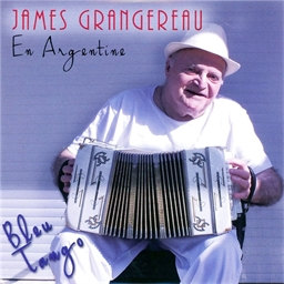 James Grangereau : Bleu tango