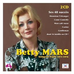 Betty Mars : Intégrale Pathé (1971-1975)