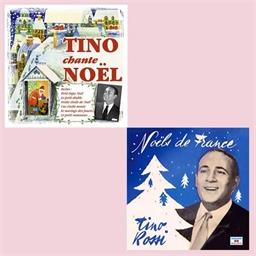 Lot 2 CD Noël de Tino