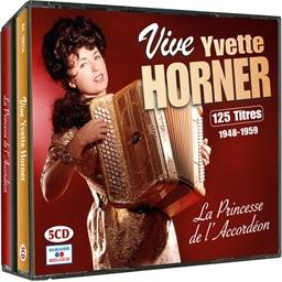 Yvette Horner : La Princesse de l'Accordéon
