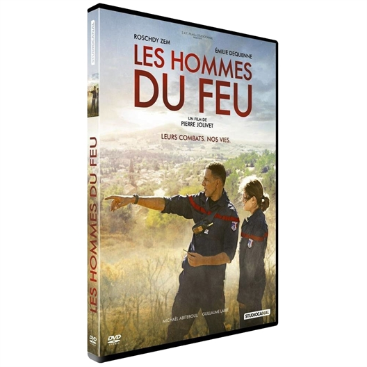 Les hommes du feu : Emilie Dequenne, Roschdy Zem