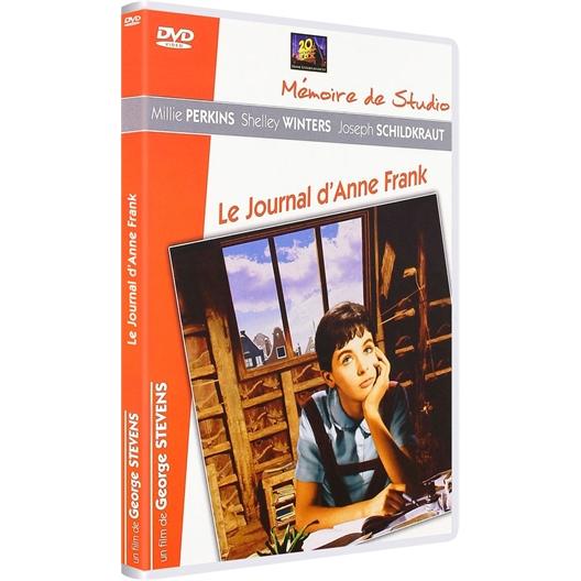 Le journal d'Anne Franck (DVD)