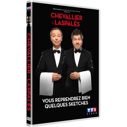 Chevalier et Laspales : Vous reprendrez bien quelques sketches