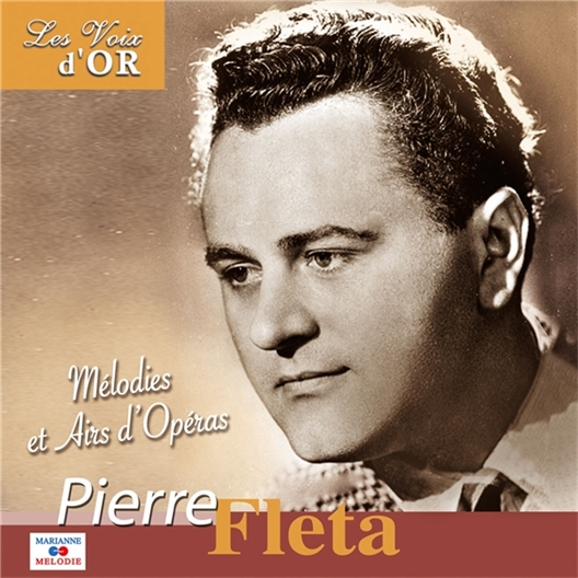 Pierre Fleta : Mélodies et Airs d'Opéra