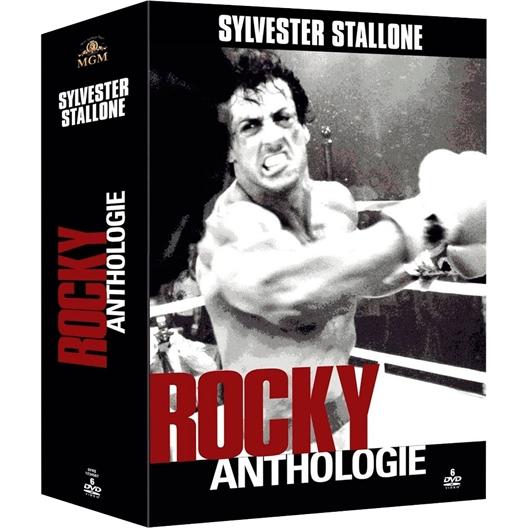 Rocky - Intégrale : Sylvester Stallone