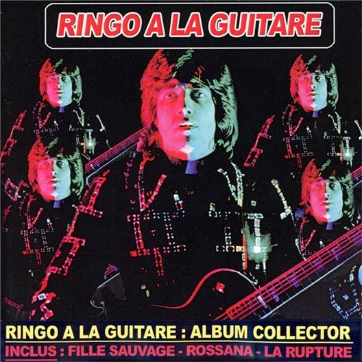 Ringo : A la guitare