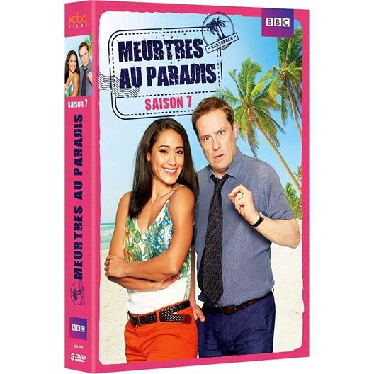 Meurtres au paradis - Saison 7 : Ardal O'Hanlon, Joséphine Jobert…