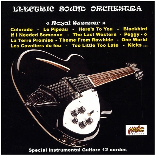 Electric sound orchestra : Royal summer
