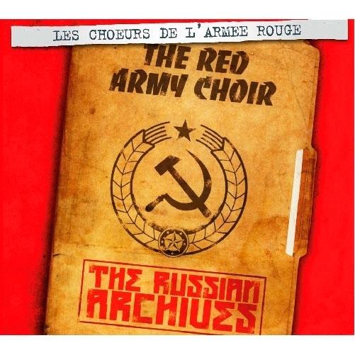 Les Chœurs de l'Armée Rouge : The Russian Archives