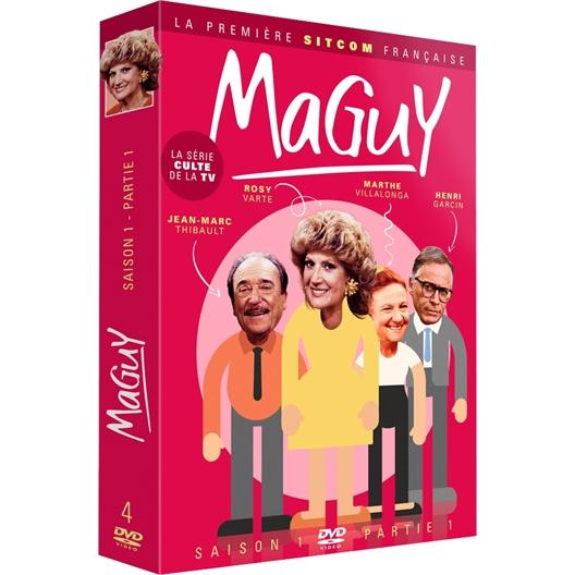 Maguy Saison 1 Vol.1 : Rosy Varte, Jean-Marc Thibault, Marthe Villalonga, Henri Garcin