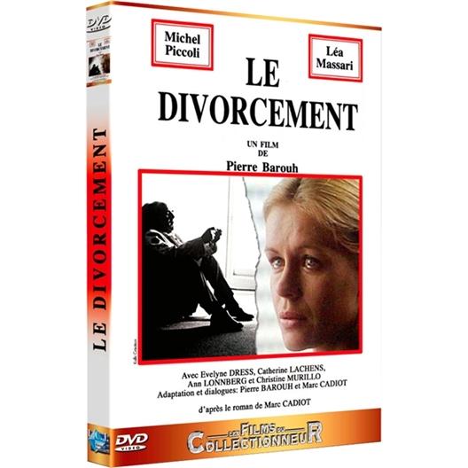 Le divorcement : Michel Piccoli, Léa Massari…