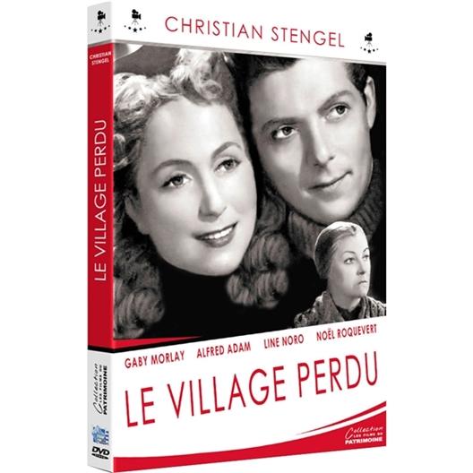Le village perdu (DVD)