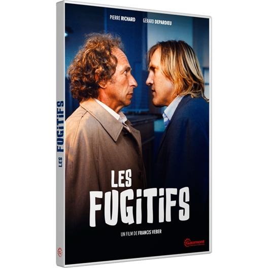 Les fugitifs : Pierre Richard, Gérard Depardieu