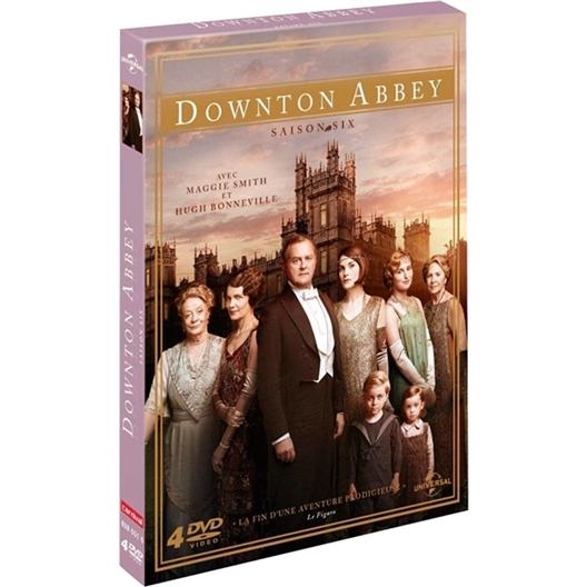 Downton Abbey Saison 6 : Hugh Bonneville, Laura Carmichael, Jim Carter