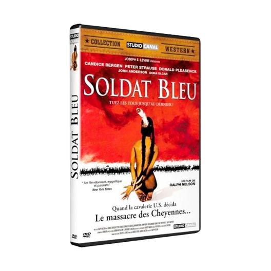 Le soldat bleu : Peter Strauss, Candice Bergen, Donald Pleasence