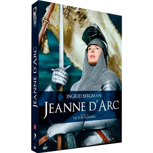 Jeanne d'Arc : Ingrid Bergman, Francis L Sullivan…