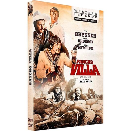 Pancho Villa : Charles Bronson, Robert Mitchum, Yul Brynner