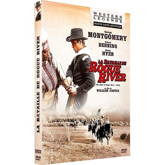 La bataille de Rogue River : George Montgomery, Martha Hyer, Richard Denning