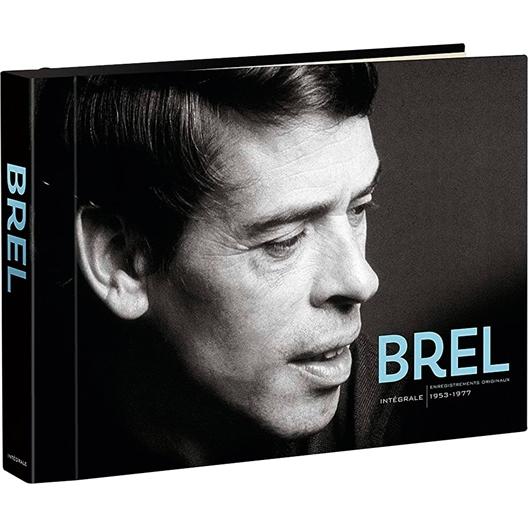 Jacques Brel : Enregistrements originaux – L'Intégrale 1953-1977