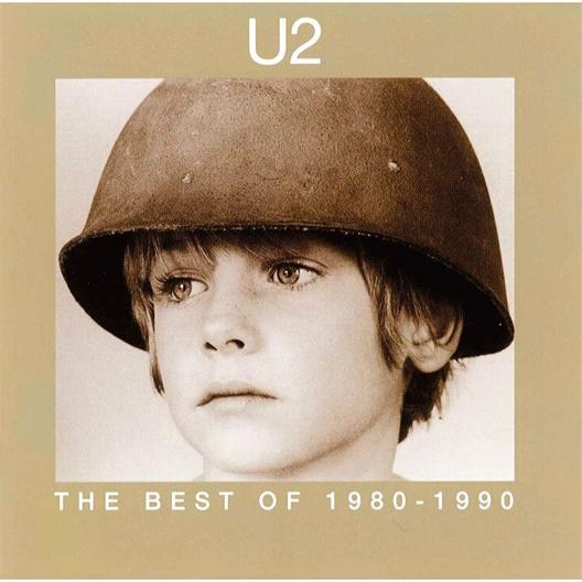 U2 : The best of 80/90