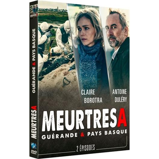 Meurtres à... Guérande et Pays Basque : Antoine Duléry, Claire Borotra