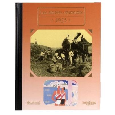 Collection Les années-mémoires : 1925