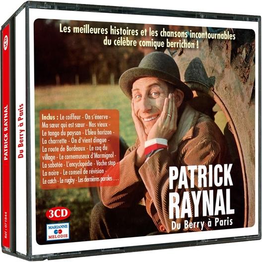 Patrick Raynal : Du Berry à Paris