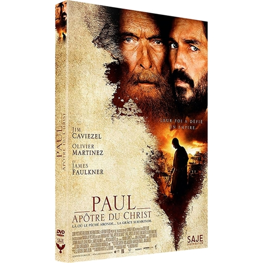 Paul, apôtre du Christ : Jim Caviezel, Olivier Martinez